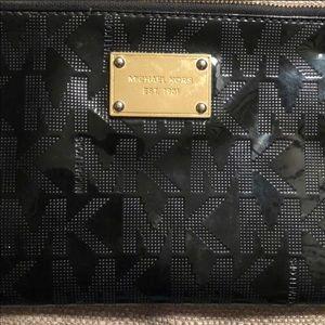 MK Monogram Wallet Wristlet